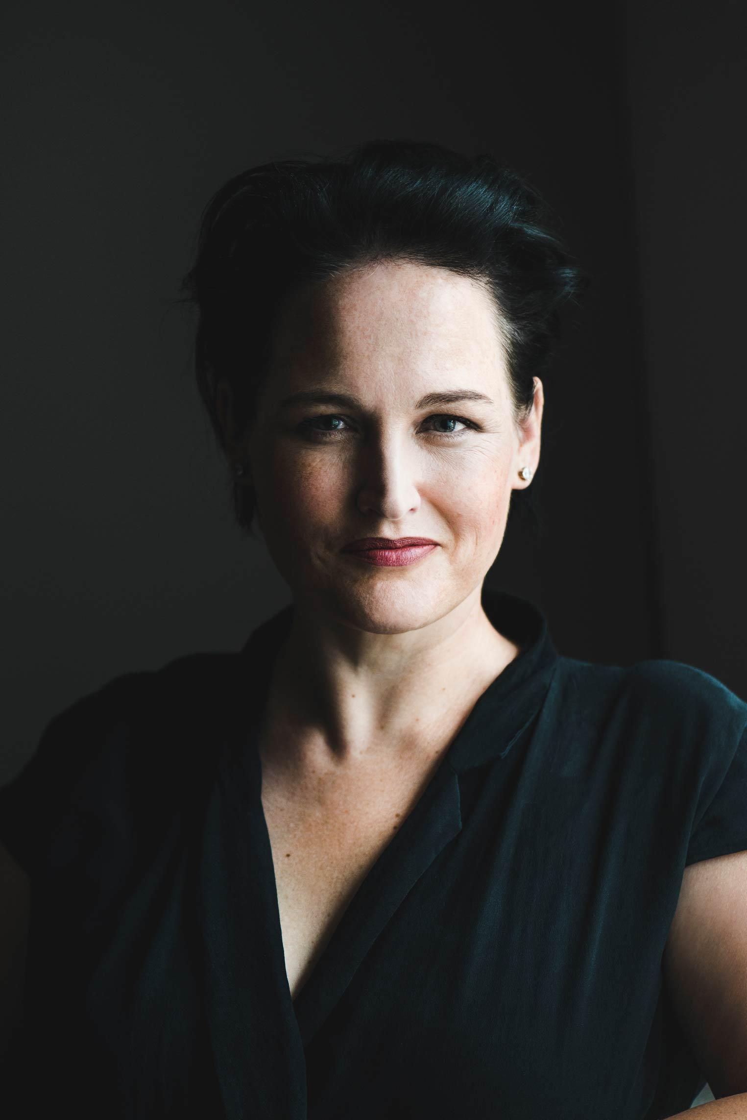 Porträt von Barbara Klein, Strategin, Konzepterin und Texterin bei Weißes Papier - in Graz, Steiermark und Österreich